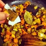 Ajouter un cube de bouillon