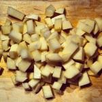 Patates en dés