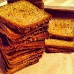 Toasts de seigle