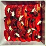 1ère étapes: tomates